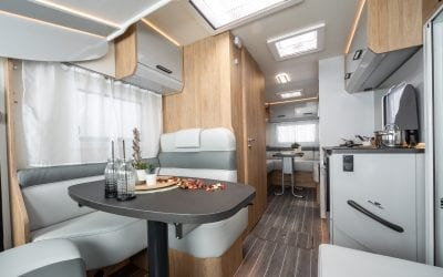 Luxury 4 Berth Motorhome (Pegaso 745)