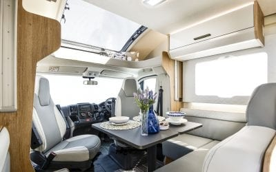 Luxury 4 Berth T-Line 743